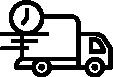 イメージ:急ぐトラック